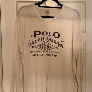 Men's Polo Ralph Lauren Long Sleeve Shirt